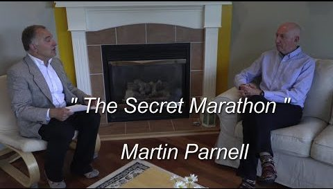 """Out of Country"" - The Secret Marathon - Martin Parnell"
