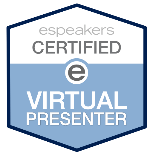 TDKtalks Soft Skills is now a e-certified virtual presenter